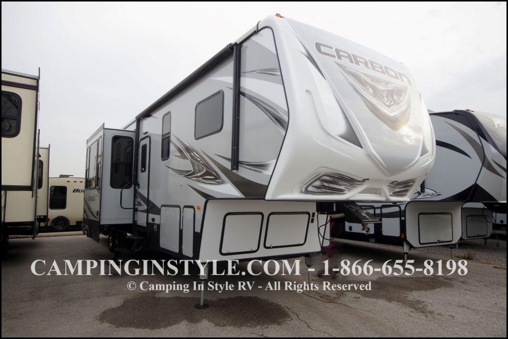 2017 KEYSTONE CARBON 364 (bunks)