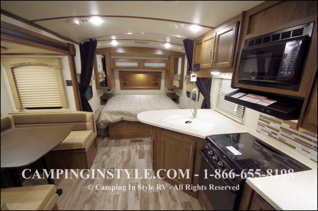 2018 KEYSTONE RV COUGAR 22RBS - Image 4