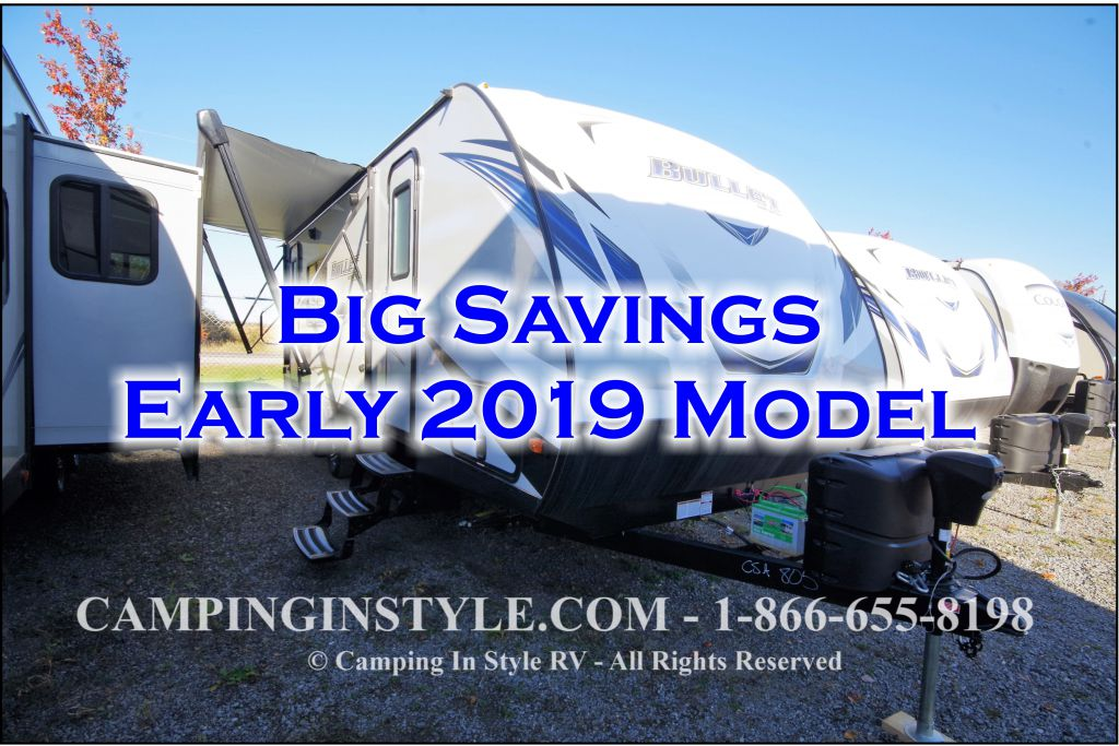 2019 KEYSTONE BULLET 248RKS (couples)