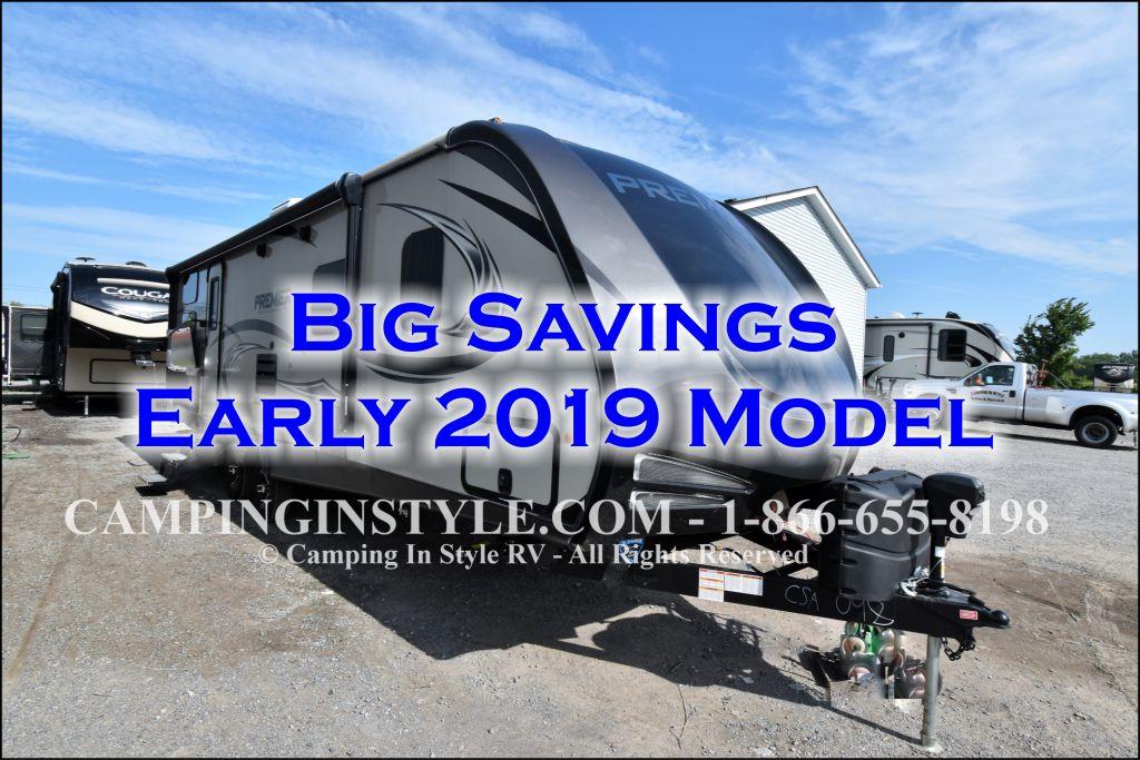 2019 KEYSTONE PREMIER 29BHPR (bunks)