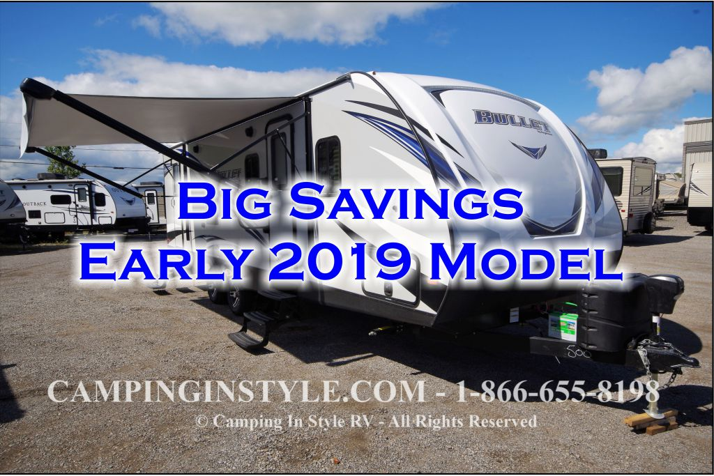 2019 keystone bullet 243bhs review