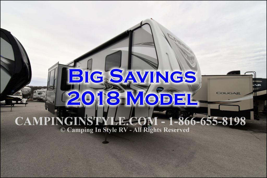 2018 KEYSTONE CARBON 357 (bunks)