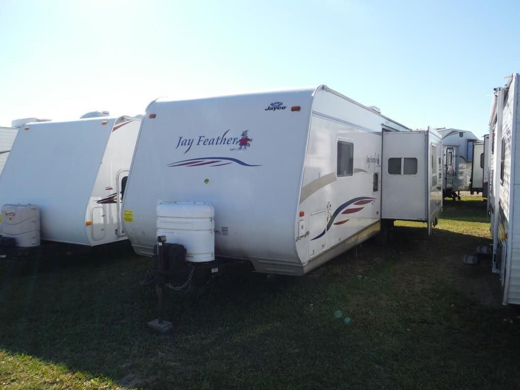 Rv Trailers For Sale Ontario >> USED 2007 JAYCO JAY FEATHER 31V TRAVEL TRAILER - Stratford ...