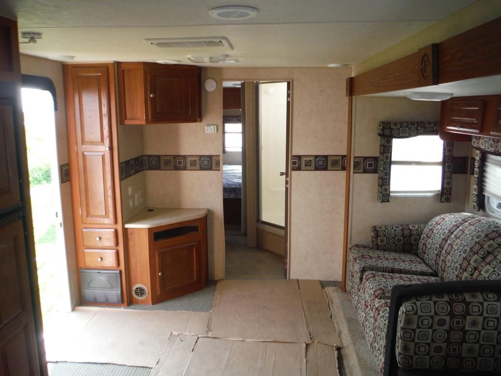 Used 2007 Skyline Nomad 2900 Travel Trailer Stratford