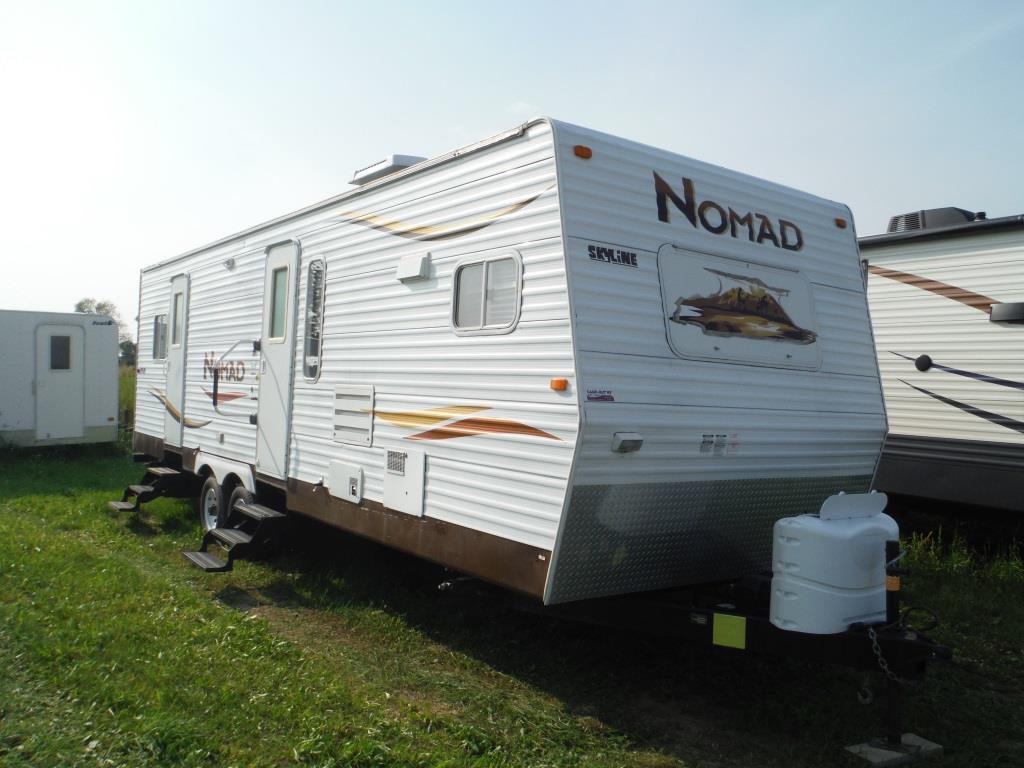 2007 SKYLINE Nomad 2900