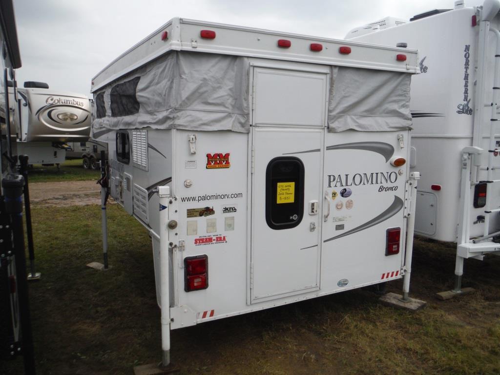 2012 Palomino Bronco 1251