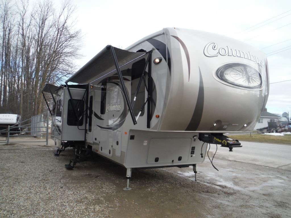 New 2016 Palomino Columbus 384rd Fifth Wheel Stratford