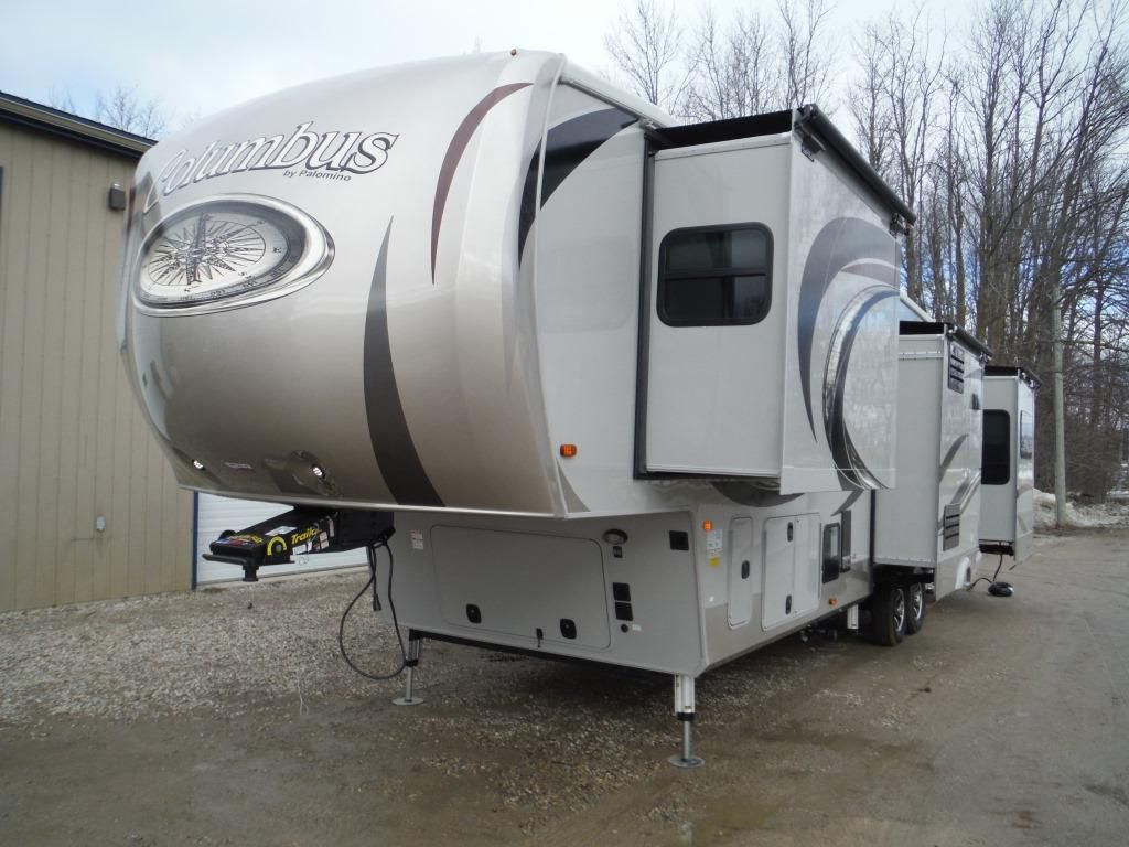 Rv Trailers For Sale Ontario >> NEW 2016 PALOMINO COLUMBUS 384RD FIFTH WHEEL - Stratford | RVHotline RV Trader