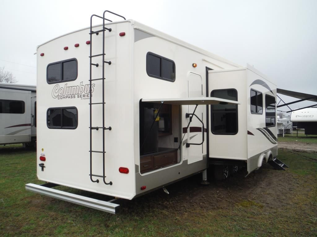 Campers For Sale Ontario >> NEW 2017 PALOMINO COLUMBUS COMPASS 374BH FIFTH WHEEL - Stratford | RVHotline RV Trader