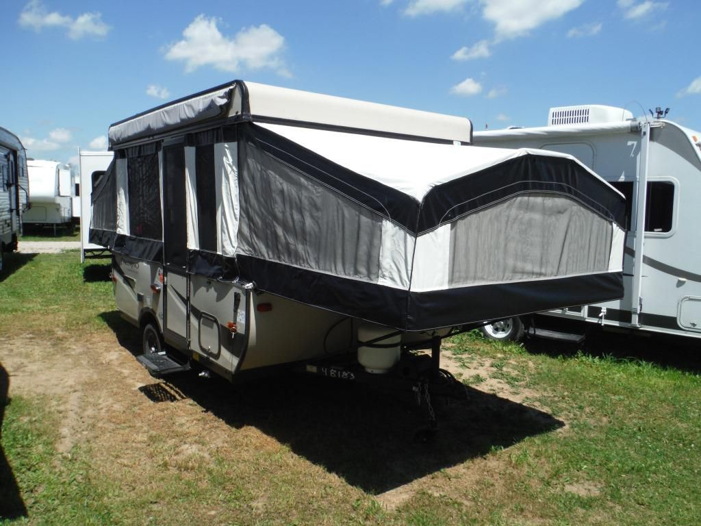 2017 PALOMINO Camping Trailer 10LTD