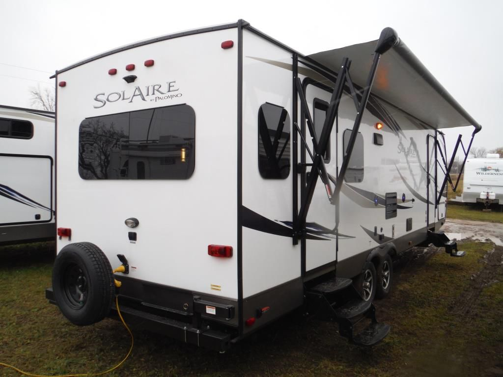 Rv Trailers For Sale Ontario >> NEW 2017 PALOMINO SOLAIRE 280RLSS - GT3 TRAVEL TRAILER - 527555 RVHotline RV Trader