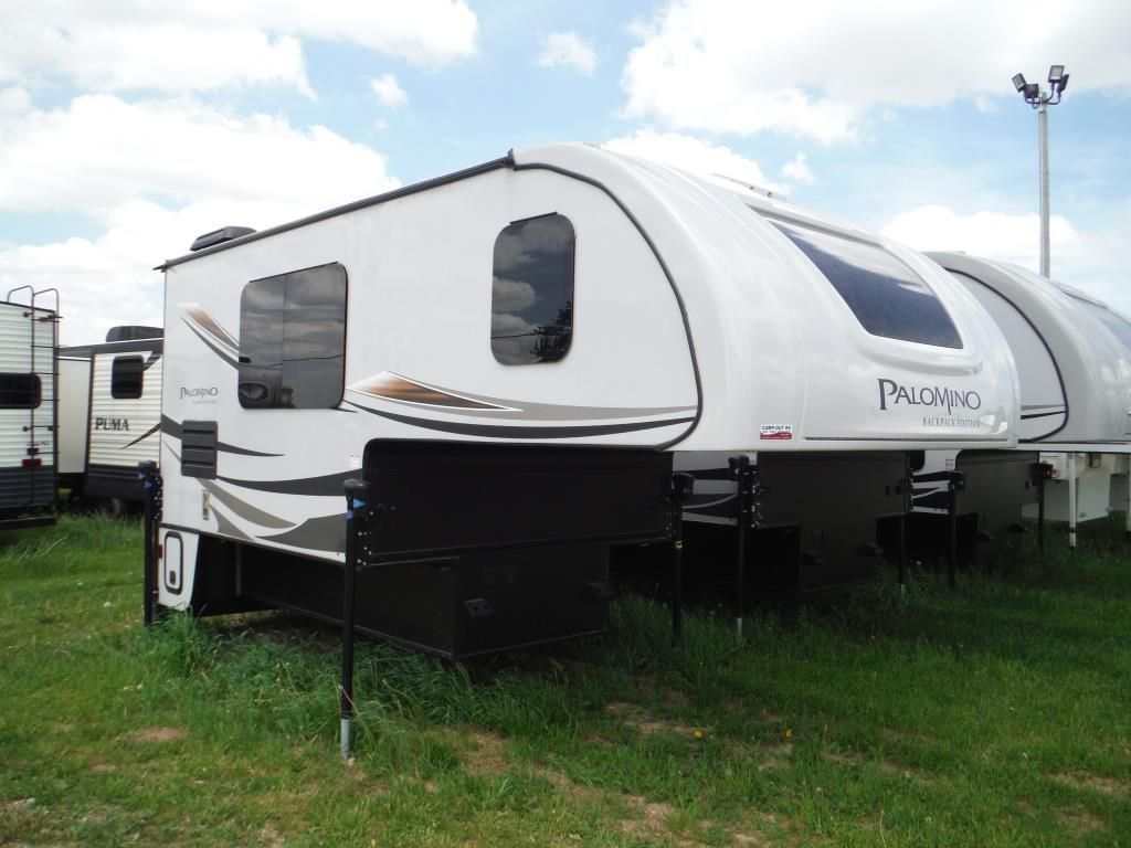 Used Trailers For Sale Ontario >> USED 2017 PALOMINO BACKPACK MAX HS2901 TRUCK CAMPER ...