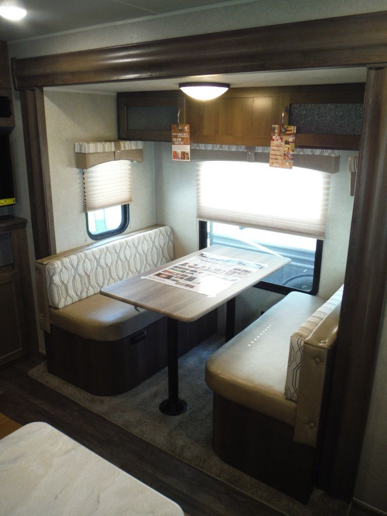Used Puma Travel Trailer With Rear Queen Bed Sleeps