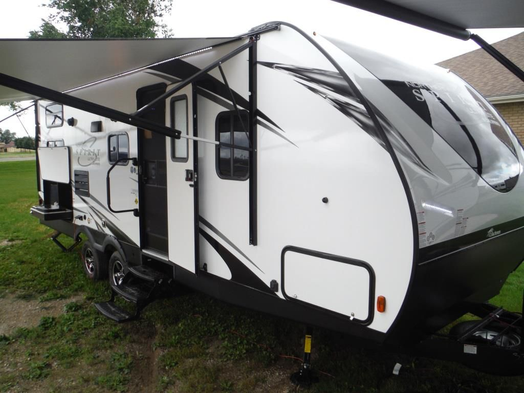 2019 COACHMEN Northern Spirit 2454BH