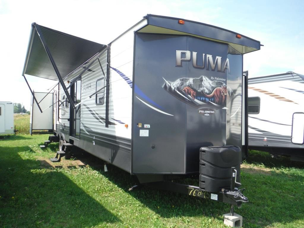 Incredible 2019 Palomino Puma 39Pqb Park Model On Camp Out Rv Mobile Download Free Architecture Designs Grimeyleaguecom
