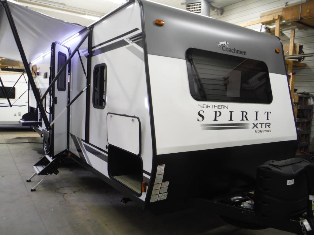 2020 COACHMEN Northern Spirit XTR 2549BHX