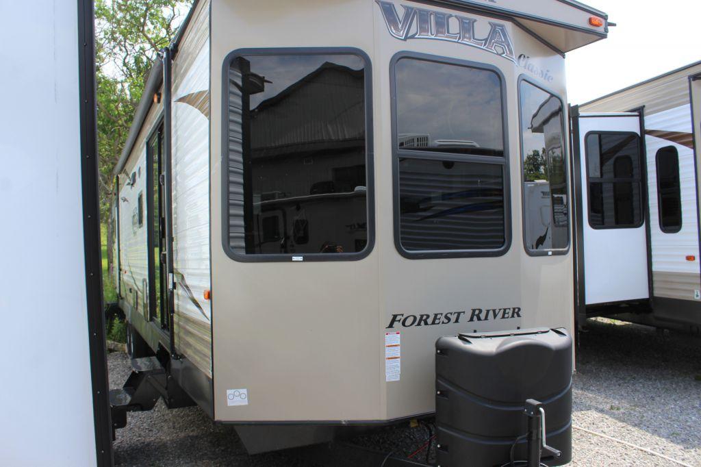 2019 FOREST RIVER SALEM VILLA CLASSIC 39FDEN