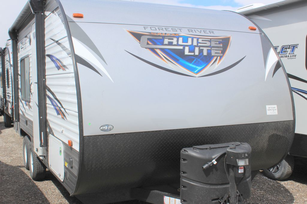 2019 FOREST RIVER SALEM CRUISE LITE 171RBXL