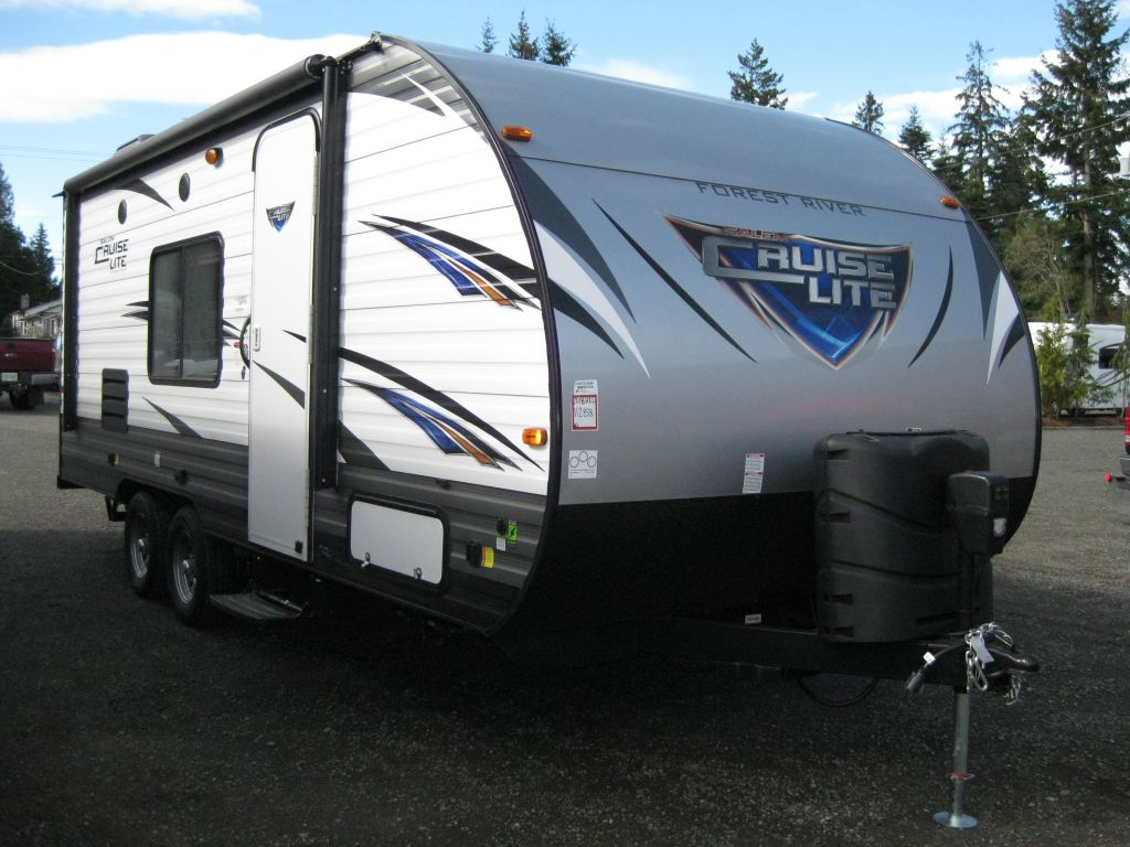 2017 FOREST RIVER 201BH CL BUNKS
