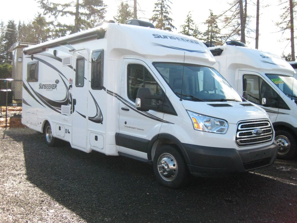 2018 FOREST RIVER 2380 TS