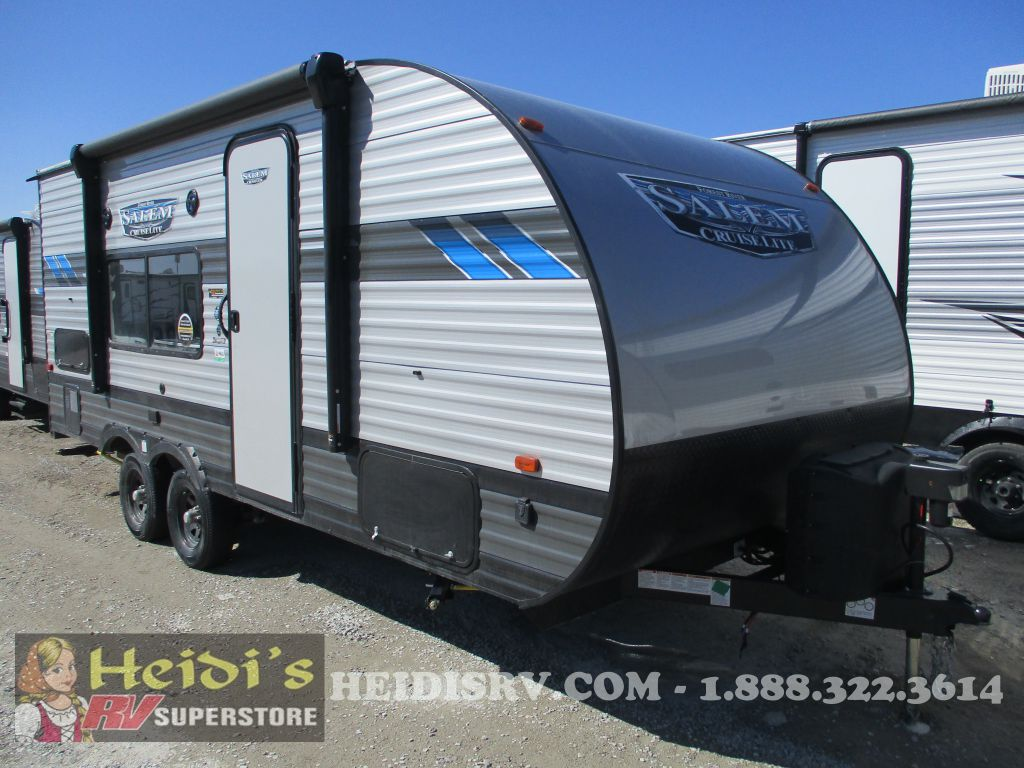 2021 FOREST RIVER SALEM CRUISE LITE 171RB XL (MURPHY BED)