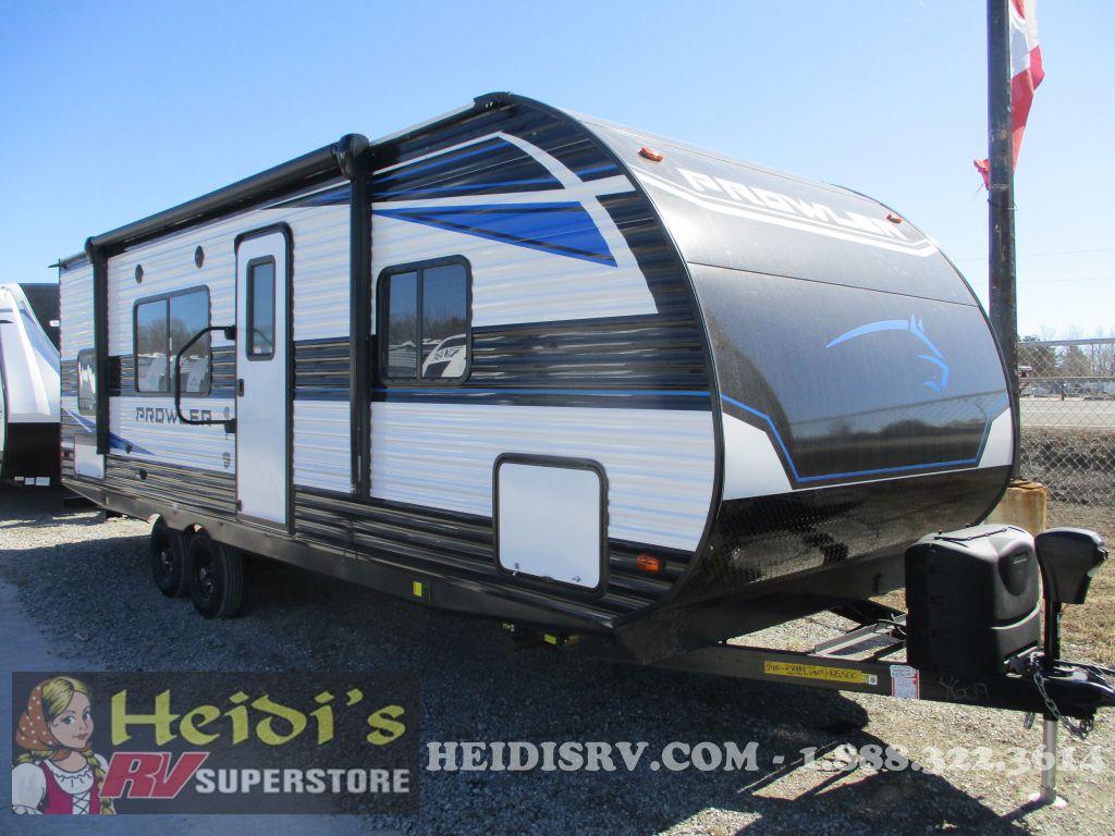 2021 HEARTLAND PROWLER 250BH PR (DBL/DBL BUNKS)