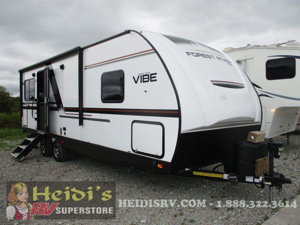2019 FOREST RIVER VIBE 25RK (OUTSIDE KITCHEN)