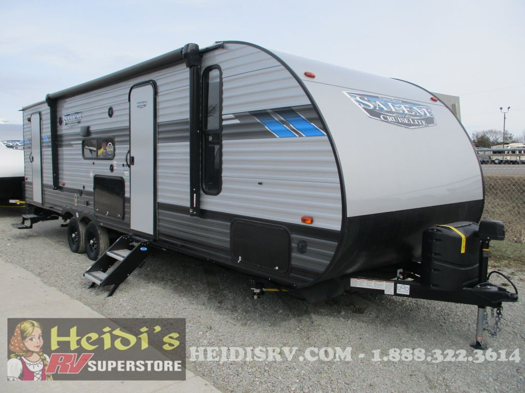 2021 FOREST RIVER SALEM CRUISE LITE 263BH XL (BUNKS, OUTSIDE KITCHEN)