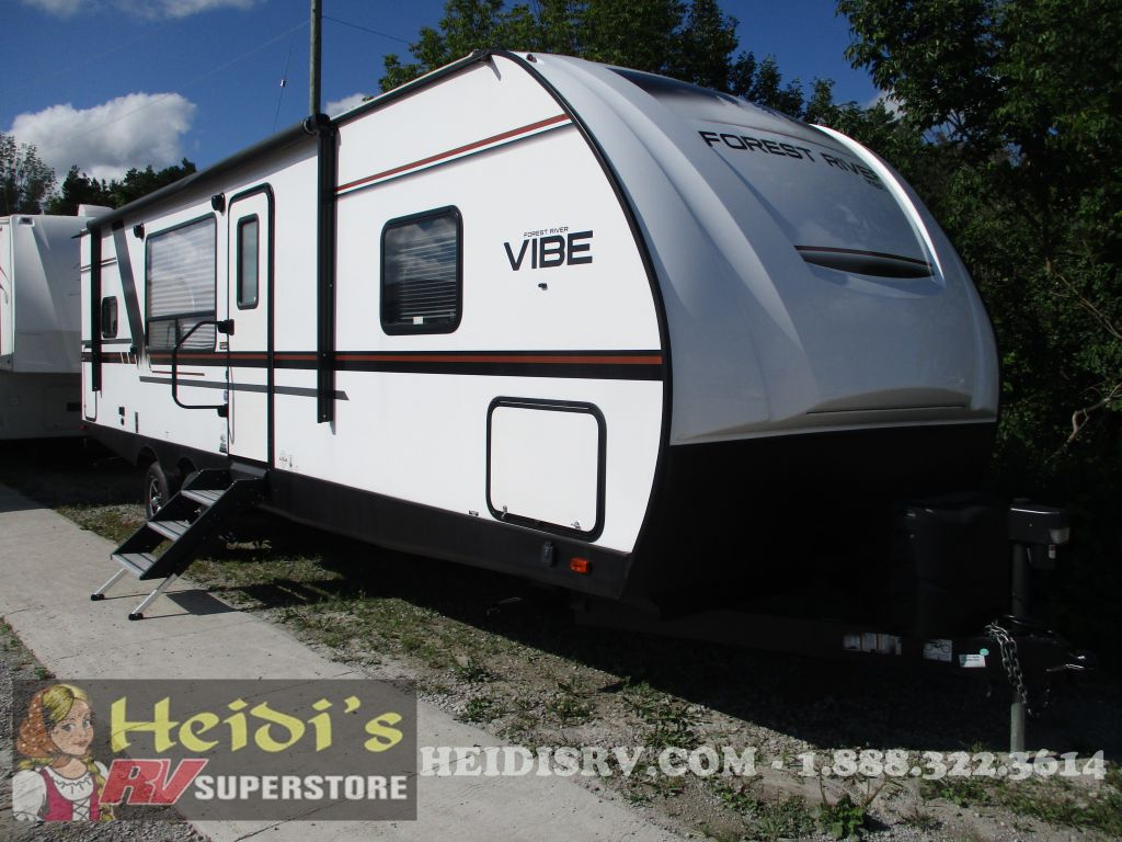 2019 VIBE FOREST RIVER 26RK (OUTSIDE KITCHEN)