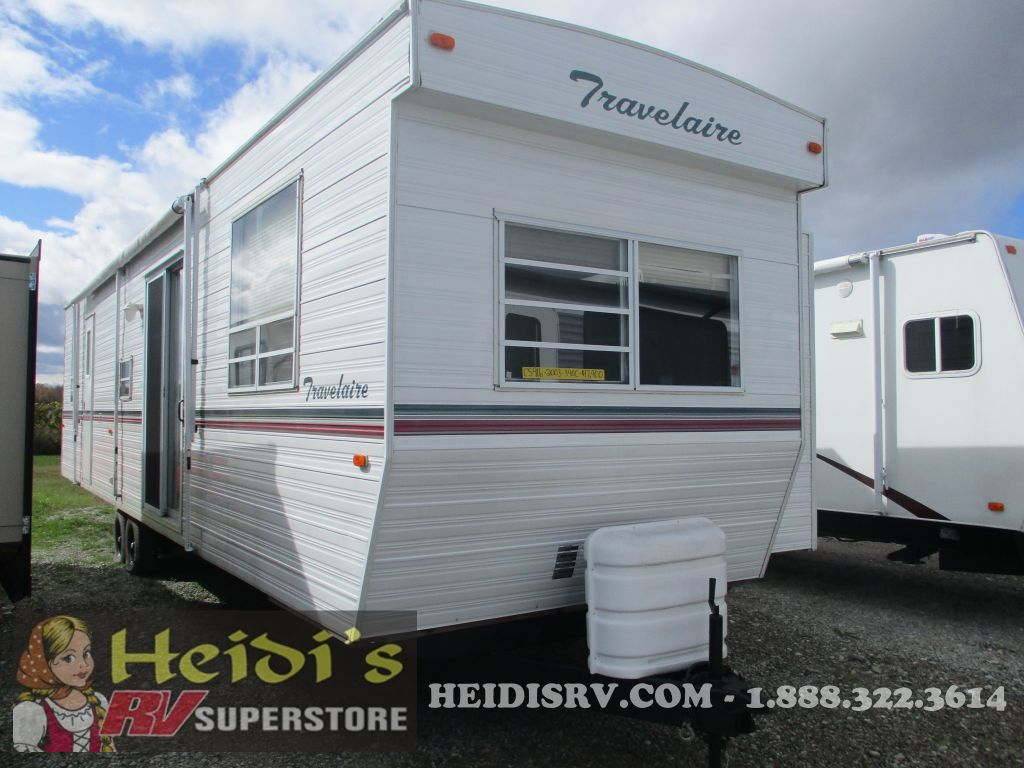 2003 TRAVELAIRE GLENDALE 390C -  BUNKS