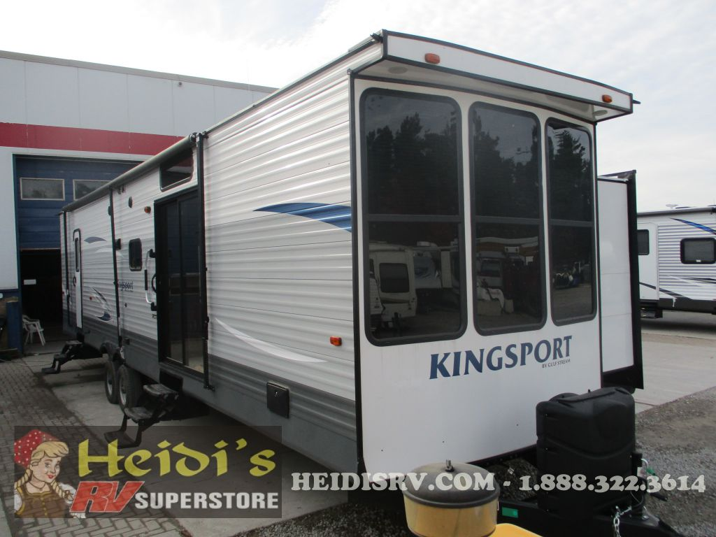 2018 KINGSPORT GLUF STREAM 408TBS