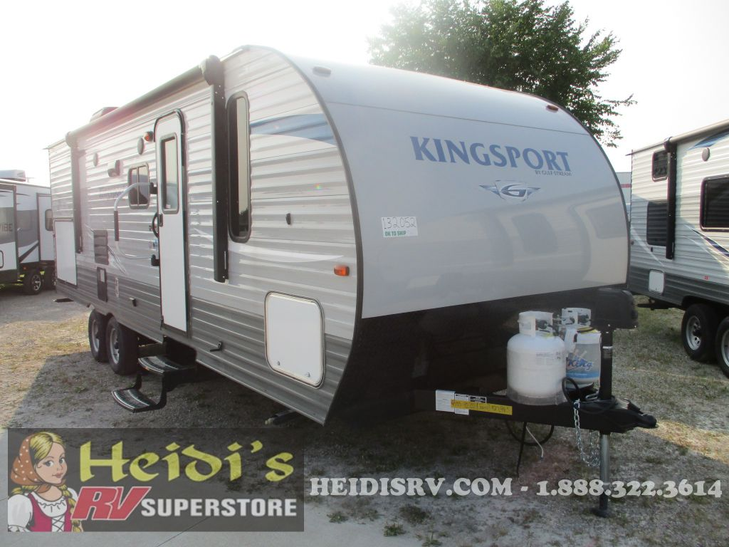 2018 KINGSPORT GULF STREAM 257RB - OUTSIDE KITCHEN