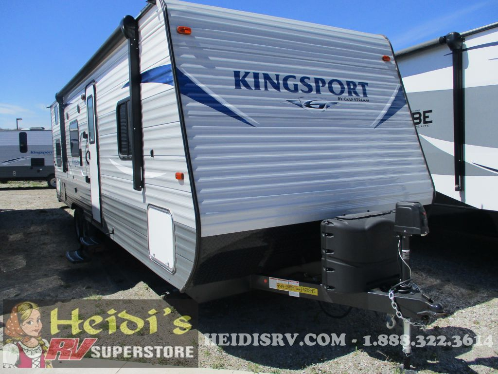2019 KINGSPORT GULFSTREAM 275FBG - BUNKS