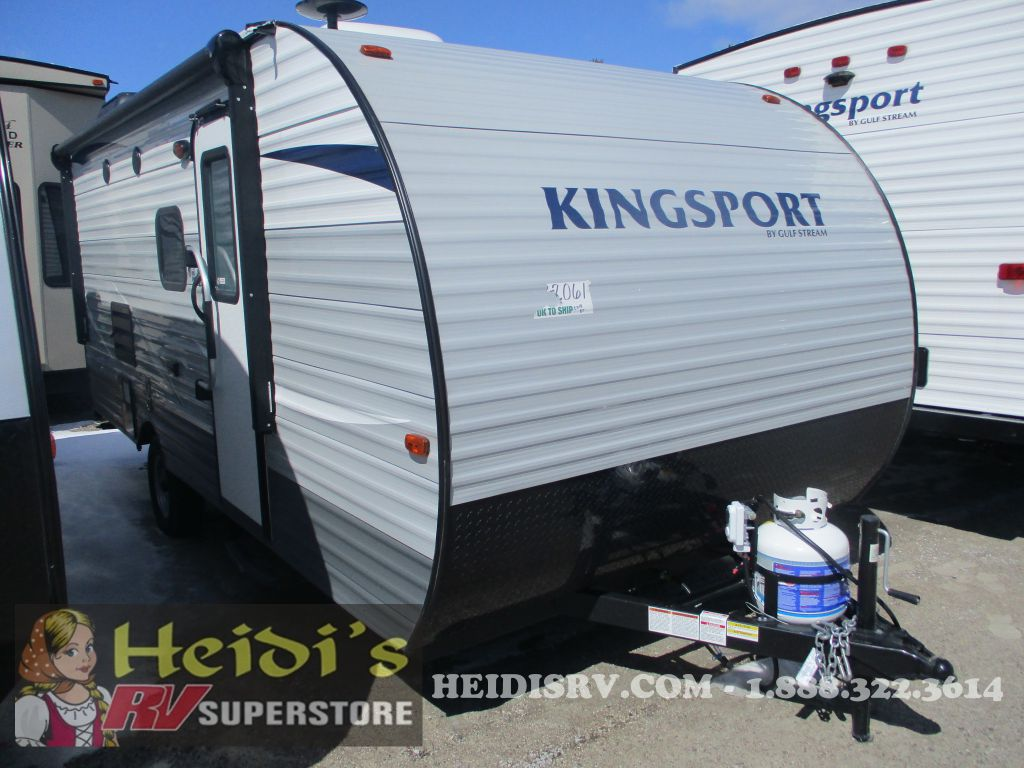 2019 KINGSPORT GULF STREAM 199DD - BUNKS