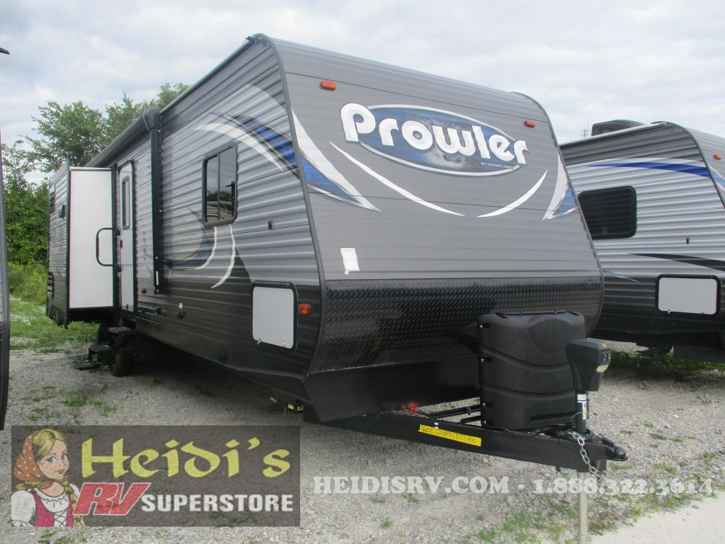 2019 PROWLER HEARTLAND 33P BHS (BUNKS, OUTSIDE KITCHEN)