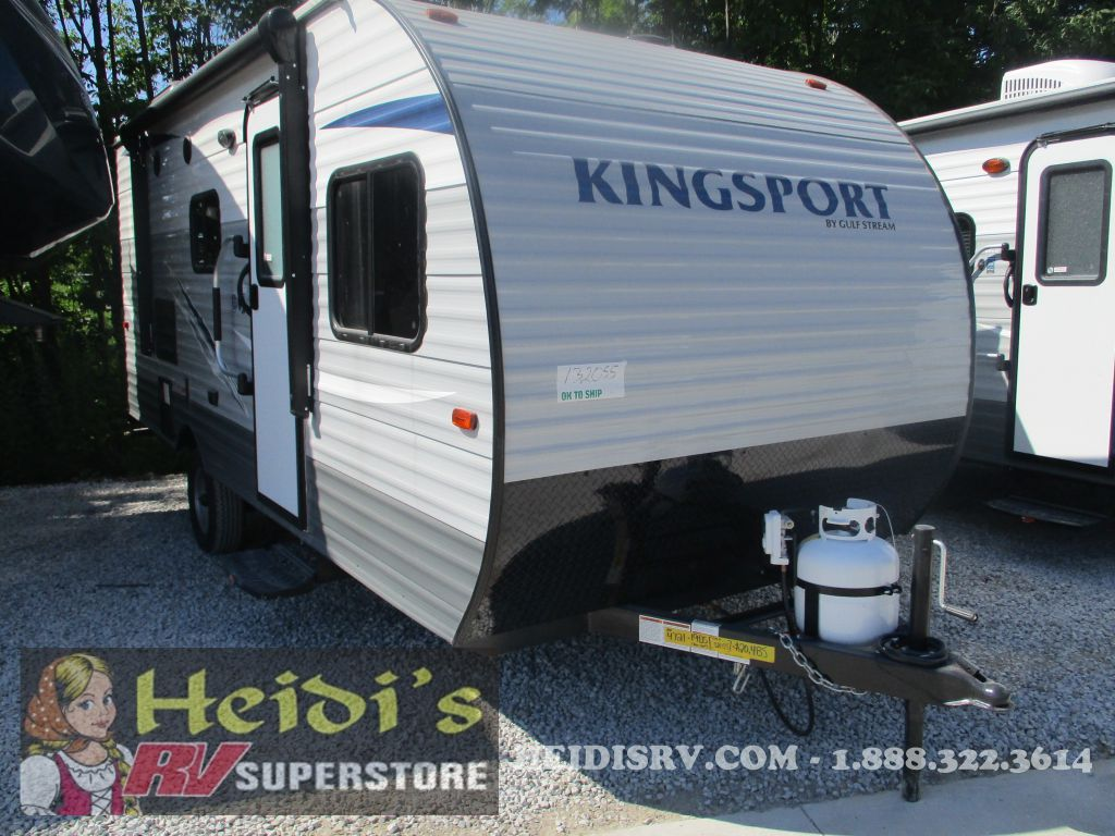 2019 KINGSPORT GULF STREAM 19DS - BUNKS
