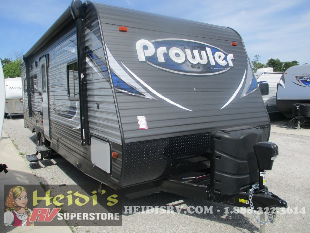 2019 PROWLER HEARTLAND 261P TH - TRAVEL TRAILER