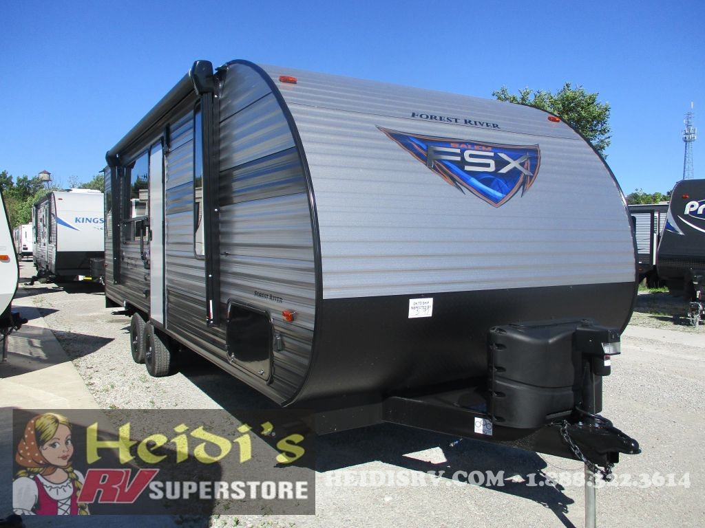 2019 SALEM FOREST RIVER FSX 260RT - TRAVEL TRAILER