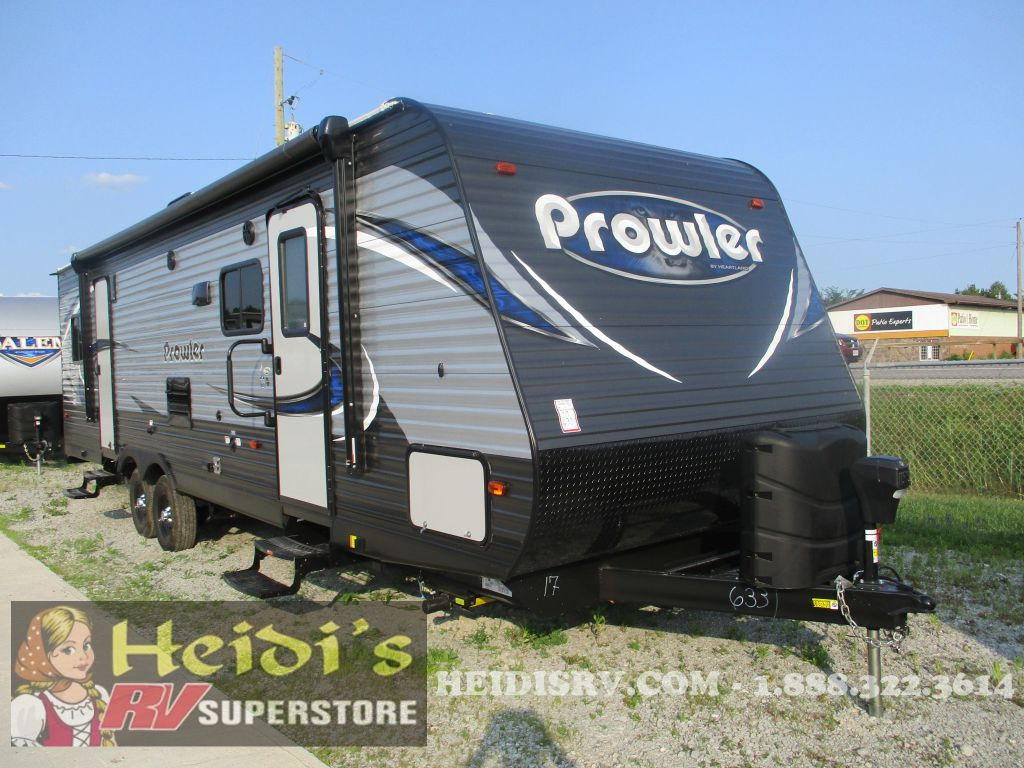 2019 PROWLER HEARTLAND 281P TH - TRAVEL TRAILER
