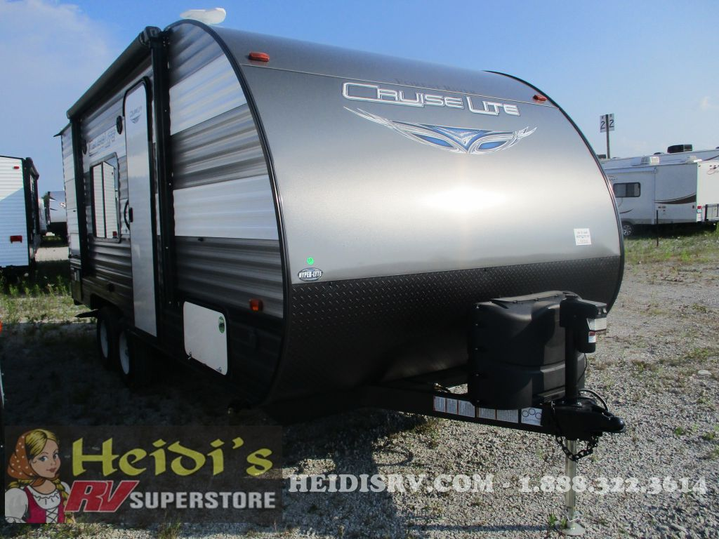 2019 SALEM FOREST RIVER CRUISE LITE 171RBXL - MURPHY BED