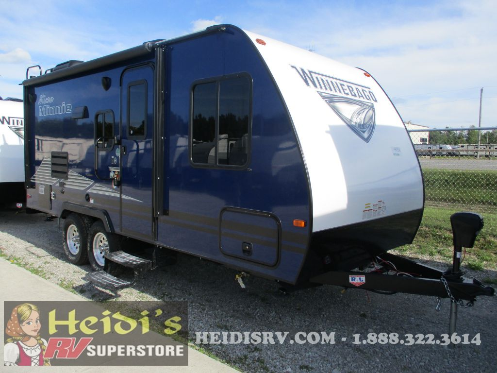 2019 WINNEBAGO WINNEBAGO MICRO MINNIE 2106FBS (BLUE)