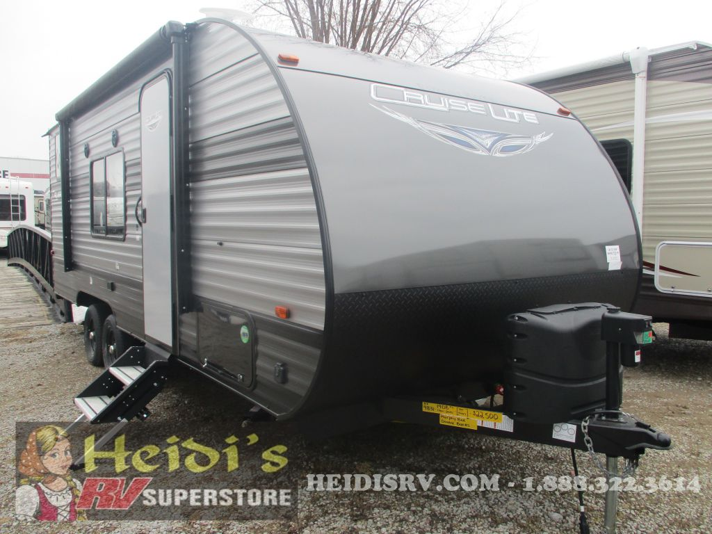 2019 SALEM FOREST RIVER CRUISE LITE 19DB XL - BUNKS, MURPHY BED