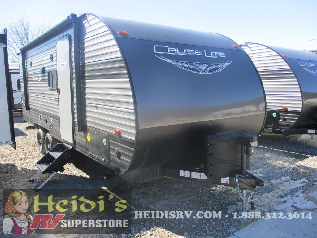 2019 SALEM FOREST RIVER CRUISE LITE 233RB XL - MURPHY BED