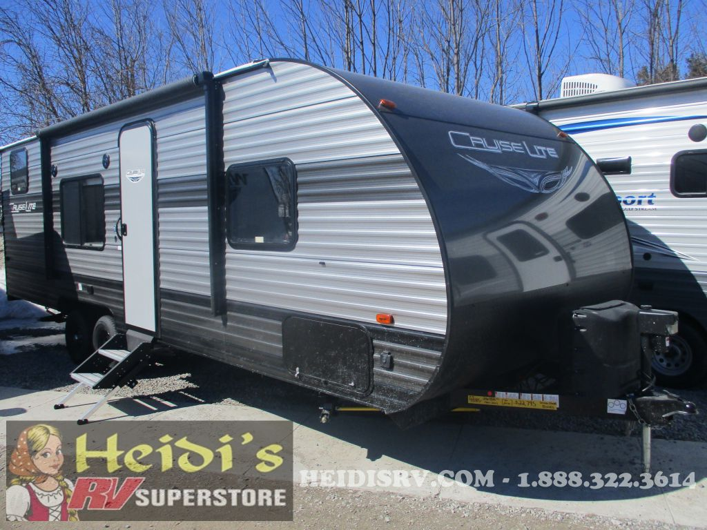 2019 SALEM FOREST RIVER CRUISE LITE 261BH XL - BUNKS