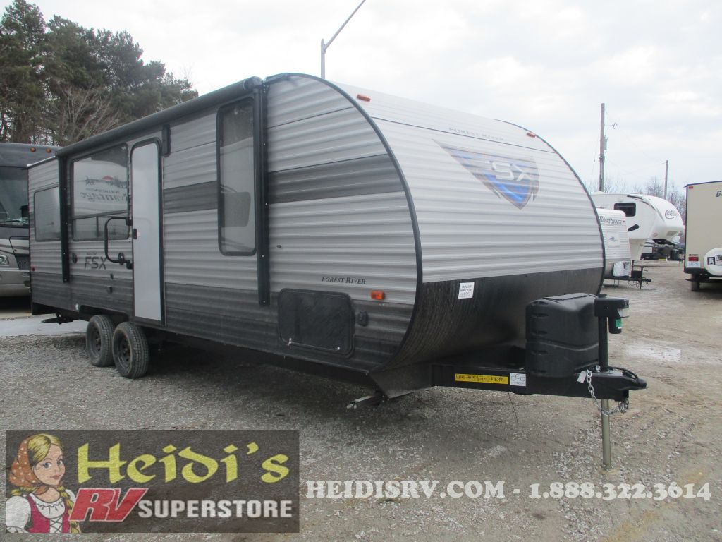 2020 SALEM FOREST RIVER FSX 260RT - TRAVEL TRAILER