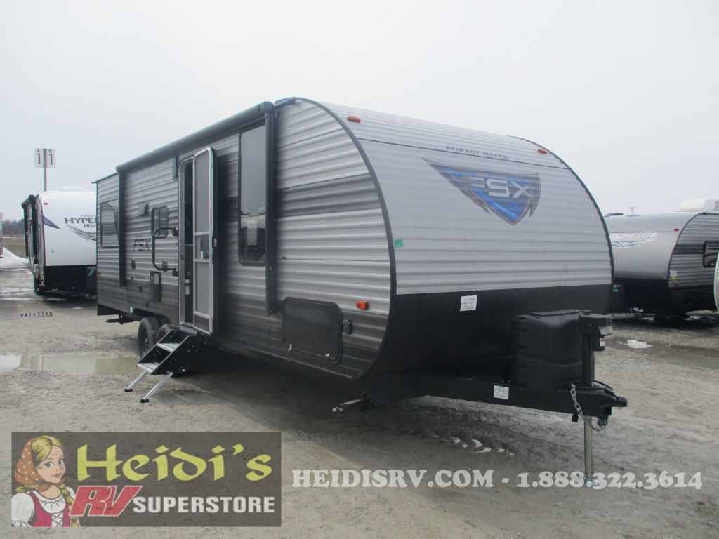 2020 SALEM FOREST RIVER FSX 210RT - TRAVEL TRAILER