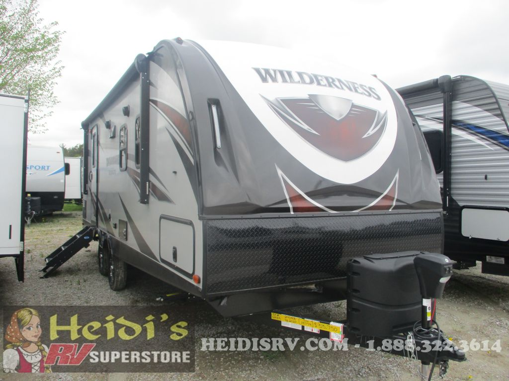 2020 WILDERNESS HEARTLAND 2400RB