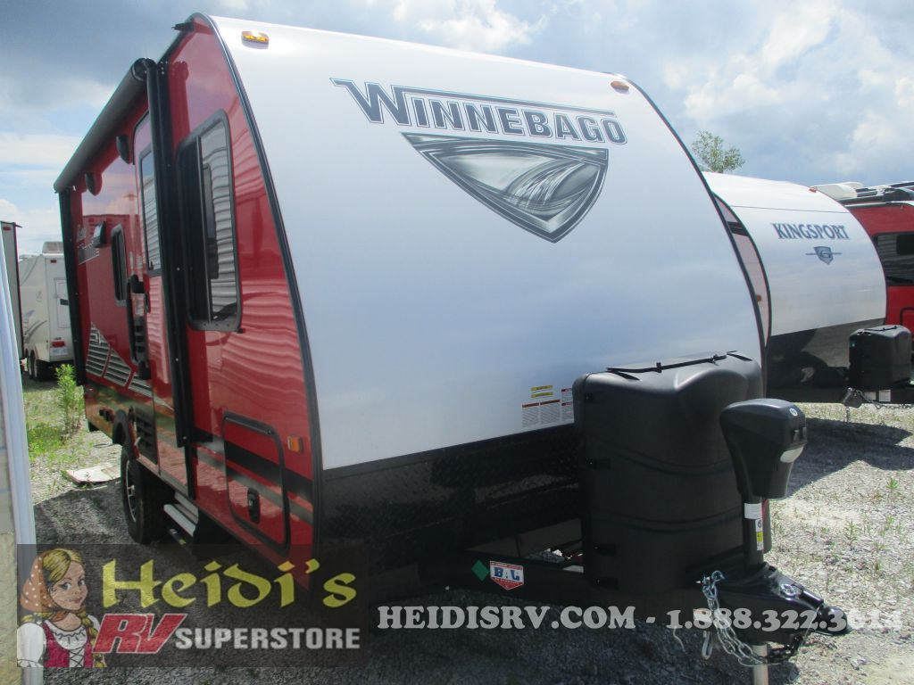 2020 WINNEBAGO WINNEBAGO MICRO MINNIE 1700BH (RED, BUNKS)
