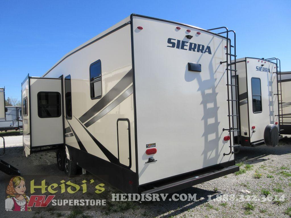 2020 Sierra 39bark