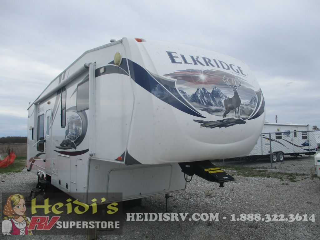 2011 HEARTLAND ELKRIDGE 29RSK
